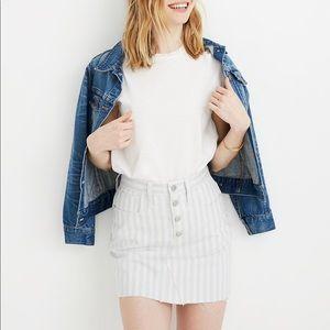 Madewell Skirts - Madewell A-Line Mini Skirt